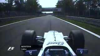 The Fastest Lap in F1 History: Montoya at Monza