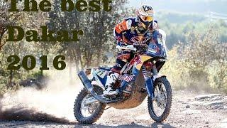 Rally Dakar 2016 - The best