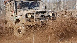 Гонки по бездорожью в Чечне! (смотреть до конца) / Off-road racing!