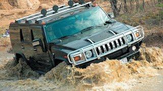 Гонки 4x4 по грязи бездорожью на джипах, внедорожниках оффроад  полноприводные машины offroad
