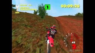 Paris Dakar Rally - Gameplay PS2 HD 720P