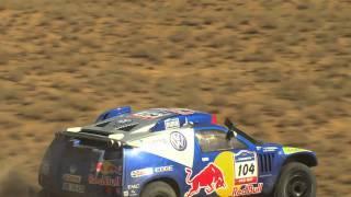 Dakar 2011 - Carlos Sainz - Volkswagen Touareg