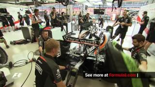 How Do You Start A Formula 1 Car?
