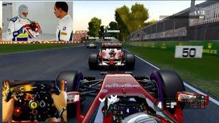 F1 2016 w/F1Thrustmaster Rim Career Mode - PS4 First Impressions