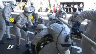 DHL Fastest Pit Stop Award: 2016 FORMULA 1 GRAND PRIX OF EUROPE