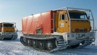 ЗИМНИК   Якутия , Ямал , Сибирь   Дальнобойщики по бездорожью севера   Yakutia , Yamal , Siberia