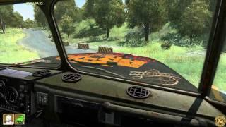 ArmA 2 [Rally Paris Dakar 2014] Novgames - Ралли на уралах
