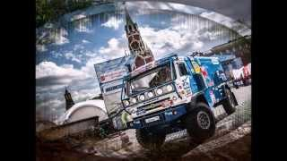 Kamaz Rally Paris - Dakar 2014 | Камаз Ралли Париж - Дакар 2014