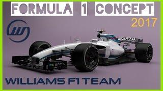 ♛ Williams Mercedes F1 2017 / Formula 1 Concept / F1 news ▄ ▀▄ ▀▄