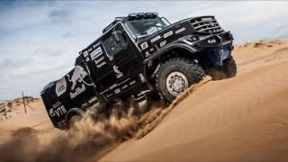 2017 KAMAZ Dakar Rally Truck