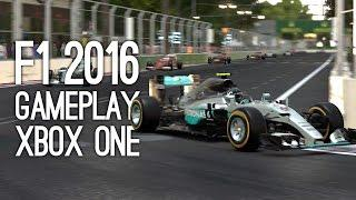 F1 2016 Xbox One Gameplay - 6 Reasons F1 2016 is the Nerdiest F1 Game Yet