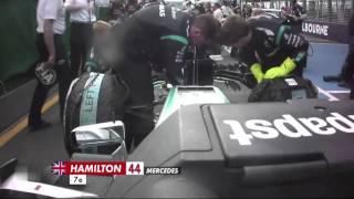 Australian GP Onboard - F1 2016