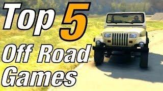 Top 5 Off Road Games