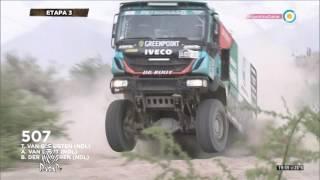 Rally Dakar 2017 - Etapa 3 - Camiones