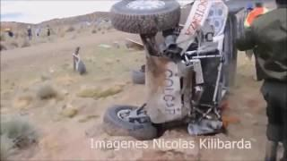 Acidentes no Rally Paris Dakar 2016