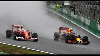 The Best Of Max Verstappen Brazil 2016 F1 [HD]