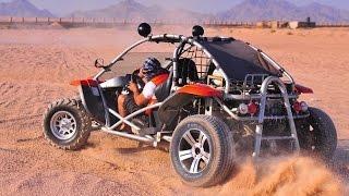 Внедорожники Багги - Экстримальные Гонки по Бездорожью Прыжки и Аварии Offroad Racing Buggy