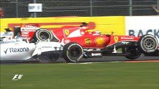 The Biggest Battles of 2015 | F1 Paddock View