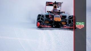 TAG Heuer | Red Bull F1 Show Run on Snow